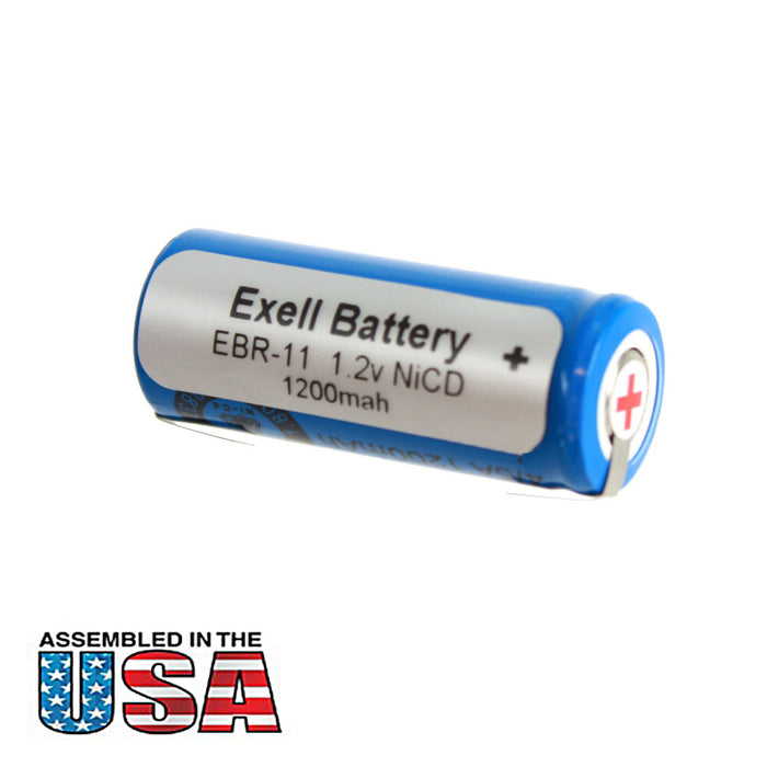Razor Battery EBR-11 For Norelco 4604X, 4604, 13810611, 3605X/A, 4605X