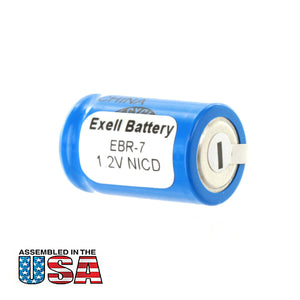 Image of Razor Battery EBR-7 For Braun 2500 & Remington ULT-5 Razors