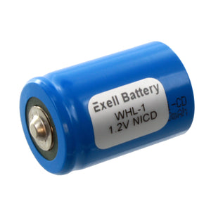 Image of Razor Battery EBWHL-1 For Wahl Razors 93148-100, 9918, 00745-301