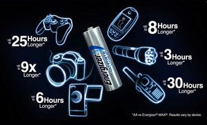 Energizer Ultimate Lithium AAA 8-Pack