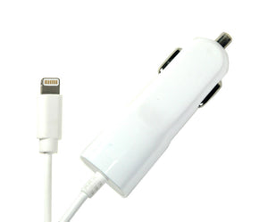 Image of iPhone 5 /6/ 6 Plus Car Cable