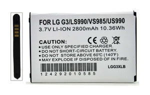 Image of LG G3Xlb Lith-Ion Battery