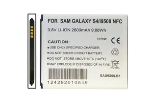 Image of Samsung Galaxy S4 Battery with NFC