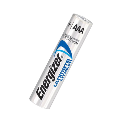 Energizer Ultimate Lithium AAA Battery 1.5 Volt Lithium