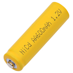 Image of AA NiCd 1.2 VOLT 600mAh Industrial battery