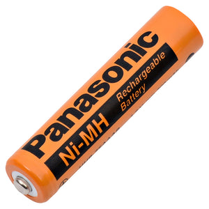 Image of Panasonic AAA NiMH 1.2 VOLT 750mAh Industrial battery