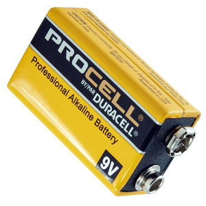 Image of Duracell Battery ALK-9V-DURPRO Replaces Duracell - PC1604
