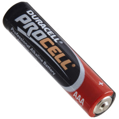 Duracell Battery ALK-AAA-DURPRO Replaces Duracell - PC2400