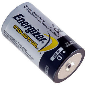 Image of Energizer D 1.5 VOLT 14800mAh Alkaline Industrial battery