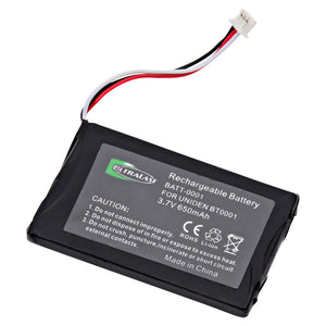 Image of Cordless Phone Battery BATT-0001 Replaces Empire - CPL-507Q3, Uniden - BBTY0531001