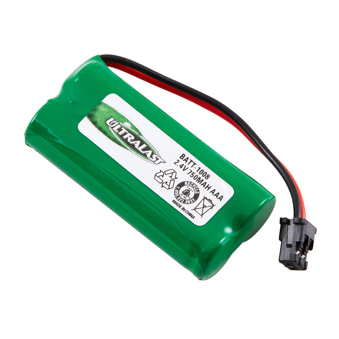 Uniden BT-1008 JTB152 Compatible NiMh Battery | Ultralast BATT-1008