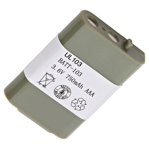 Image of Panasonic Cordless Phone Jensen Compatible JTB507 HHR-P103 Compatible Battery