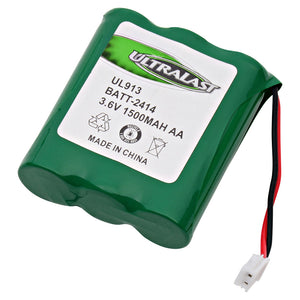 Image of AT&T 2414 JTB240 Cordless Phone Compatible Battery