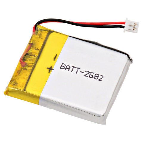 Cordless Phone Battery BATT-2682 Replaces AtLinks - 5-2682, Empire - CPP-519ZR