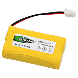 Image of Cordless Phone Battery BATT-275242 Replaces VTech - BT175242