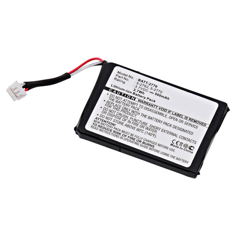 Cordless Phone Battery BATT-2770 Replaces General Electric - 5-2762