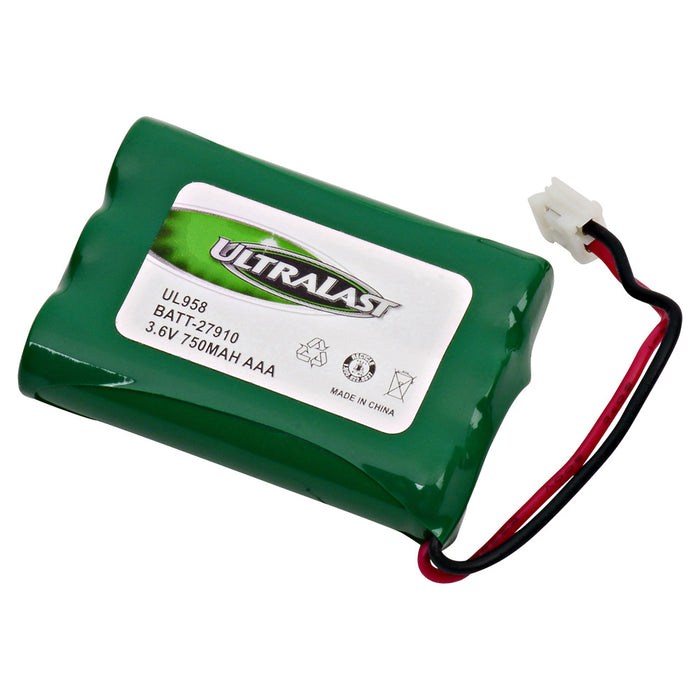 GE GP60AAAH3BMJ, GP65AAAH3BMJ Jensen Replacement JTB510 Cordless Phone Compatible Battery