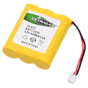 Image of Cordless Phone Battery BATT-3300 Replaces AT&T - 3300, Empire - CPB-400