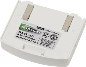 Image of Cordless Phone Battery BATT-35 Replaces Bell South - BECTH, Empire - CPB-491