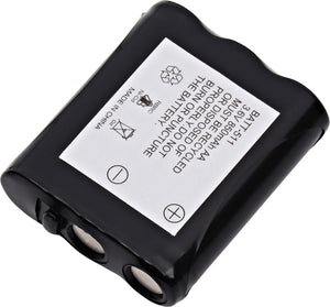 Image of Cordless Phone Battery BATT-511 ERP511GRN Replaces AT&T - 104, Empire - CPB-487