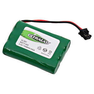 Image of Uniden/Panasonic Cordless Phone JTB512 Compatible NiMh Battery - BATT-909