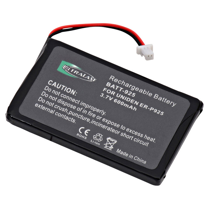 Cordless Phone Battery BATT-925 Replaces Empire - CPL-507Q, Uniden - BT-925
