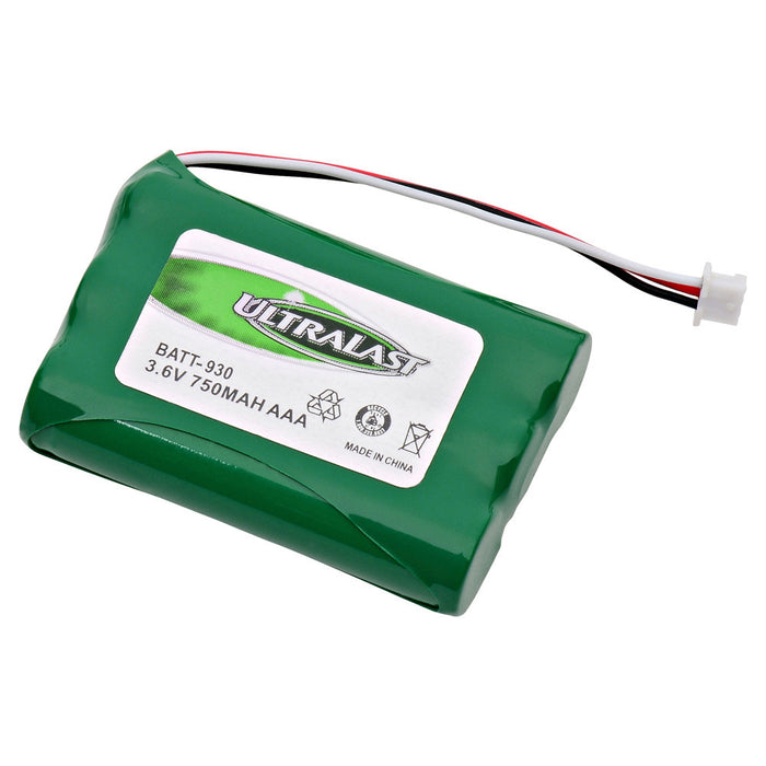 Cordless Phone Battery BATT-930 Replaces Empire - CPH-464Q3, Interstate - TEL9930