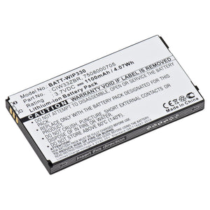 Image of Cordless Phone Battery BATT-WIP330 Replaces Cisco - Linksys WIP330, WIP330