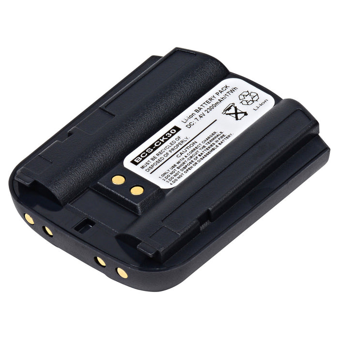 Barcode Scanner Battery BCS-CK30 Replaces Intermec - 318-020-001
