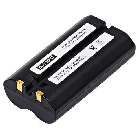 Barcode Scanner Battery BCS-MF4T Replaces O'Neil - 320-081-122