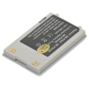 Image of Digital Camera Battery CAM-SBP90 Replaces Empire - BLI-282, Lenmar - LISGP90