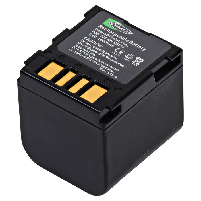 Digital Camera Battery CAM-VF714 Replaces Digipower - BP-JV714, Empire - BLI-270-1.4