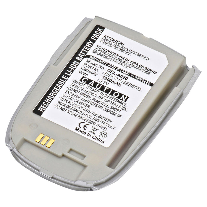 Cell Phone Battery CEL-A620 Replaces Samsung - BST171ASE