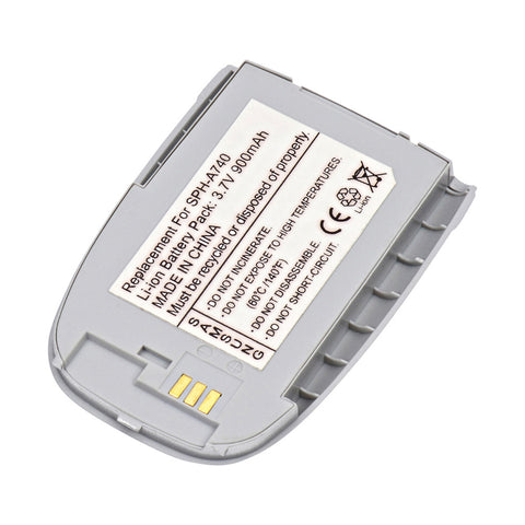 Cell Phone Battery CEL-A740 Replaces Samsung - BEX331DSAB