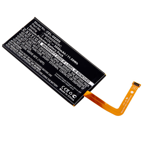 Cell Phone Battery CEL-G620S Replaces Huawei - HB494590EBC