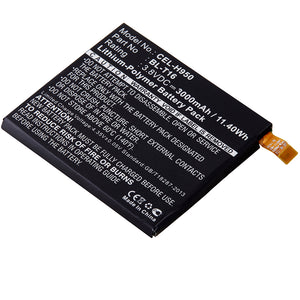 Cell Phone Battery CEL-H950 Replaces LG - BL-T16
