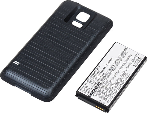 Cell Phone Battery CEL-I9600HC-BL Replaces Samsung - EB-B900BC