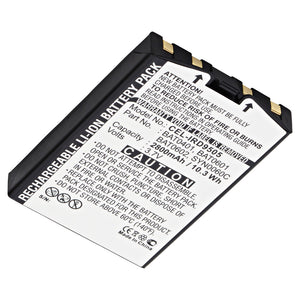Image of Cell Phone Battery CEL-IRD9505 Replaces Motorola - SYN0060C
