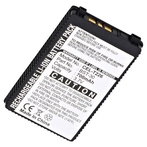 Image of Cell Phone Battery CEL-T226 Replaces Sony Ericsson - BKB-193174