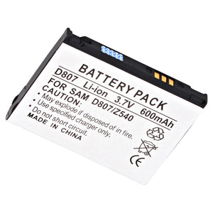Image of Cell Phone Battery CEL-T809 Replaces Samsung - BST5168BA
