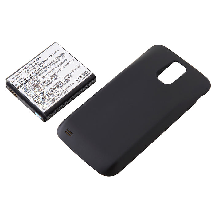 Cell Phone Battery CEL-T989HCBK Replaces Samsung - EB-LID71BA