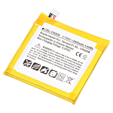 Cell Phone Battery CEL-U9200 Replaces Huawei - HB5Q1HV