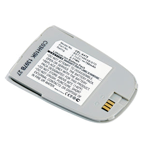 Image of Cell Phone Battery CEL-X475 Replaces Samsung - BST3748STD, Interstate - CEL0899