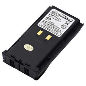 Image of Two-way Radio Battery COM-KNB17 Replaces Kenwood - KNB17