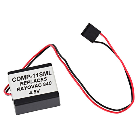 CMOS/BIOS Battery COMP-11SML Replaces  Rayovac - 841, Interstate - DRY1570