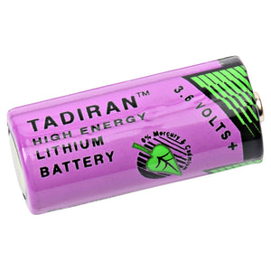 Image of Tadiran 2/3AA COMP-139 Lithium Thionyl Chloride 3.6VOLTS 1650mAh Industrial Battery