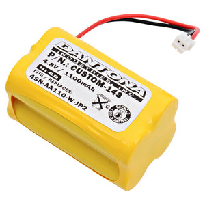Image of Baby Monitor Battery EBE-143 Fits Summer Infant 02090 0209A 0210A