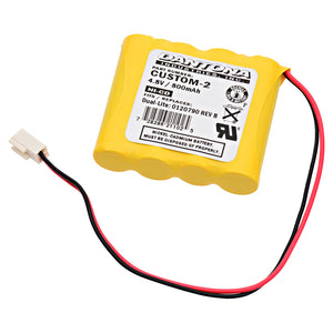 Image of Emergency Lighting Battery For Dual-Lite 12-790 0120790 NABC 721259000