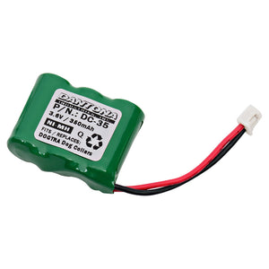 Image of Dog Collar Battery EB-DC35 Replaces DC-35, BP20R, 35AAAH3BMX