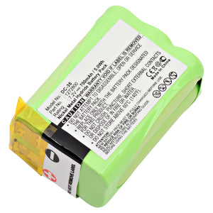 Image of Dog Collar Battery EB-DC38 Replaces 1272800, DC-38, CS-STD30SL
